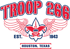 Troop 266 logo